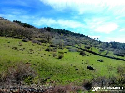 Las Machotas - Senderismo entresemana - Pico de El Fraile y los Tres Ermitaños;ruta montaña madrid